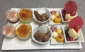 Dessertbuffet (2 personen)